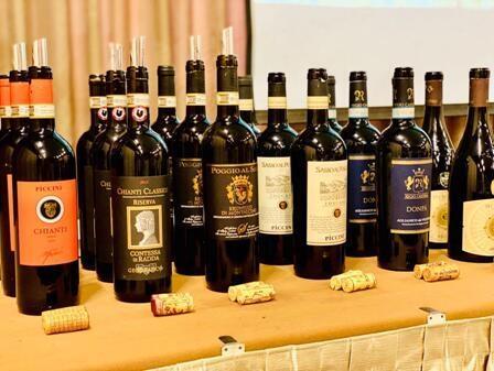 现代托斯卡纳葡萄酒的橙色灵魂
